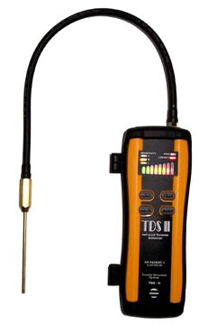 Termite Inspection co2 sensing meter using by affordable pest control to detect pests